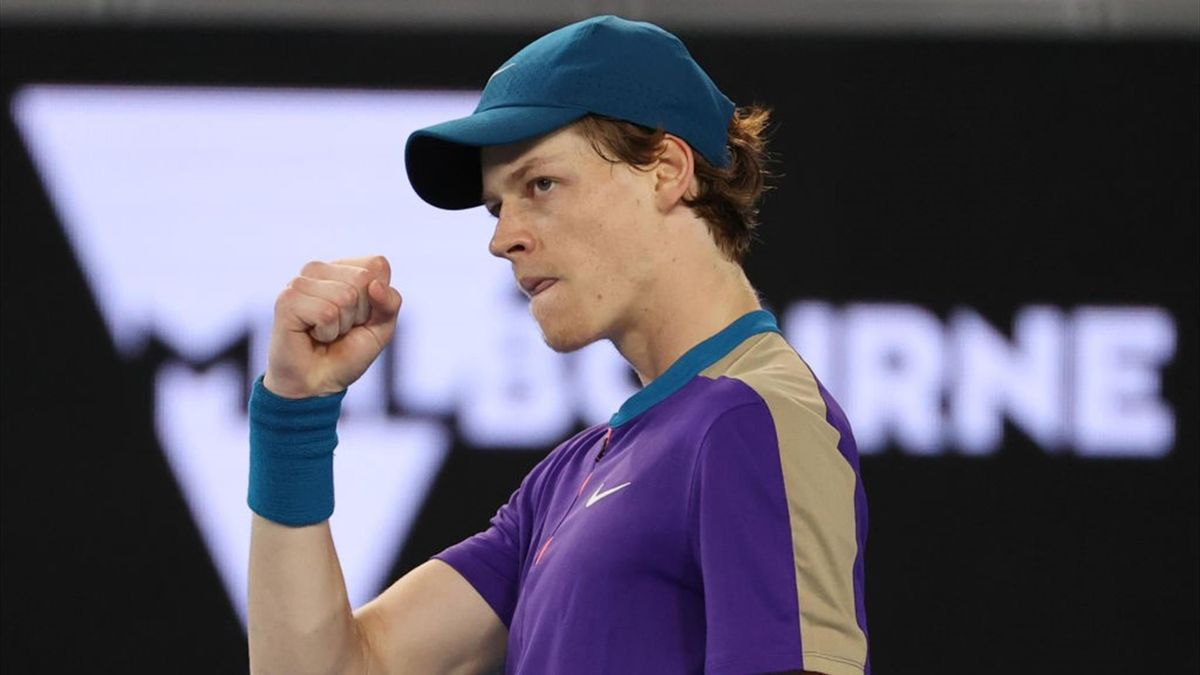 Jannik Sinner - Australian Open 2021