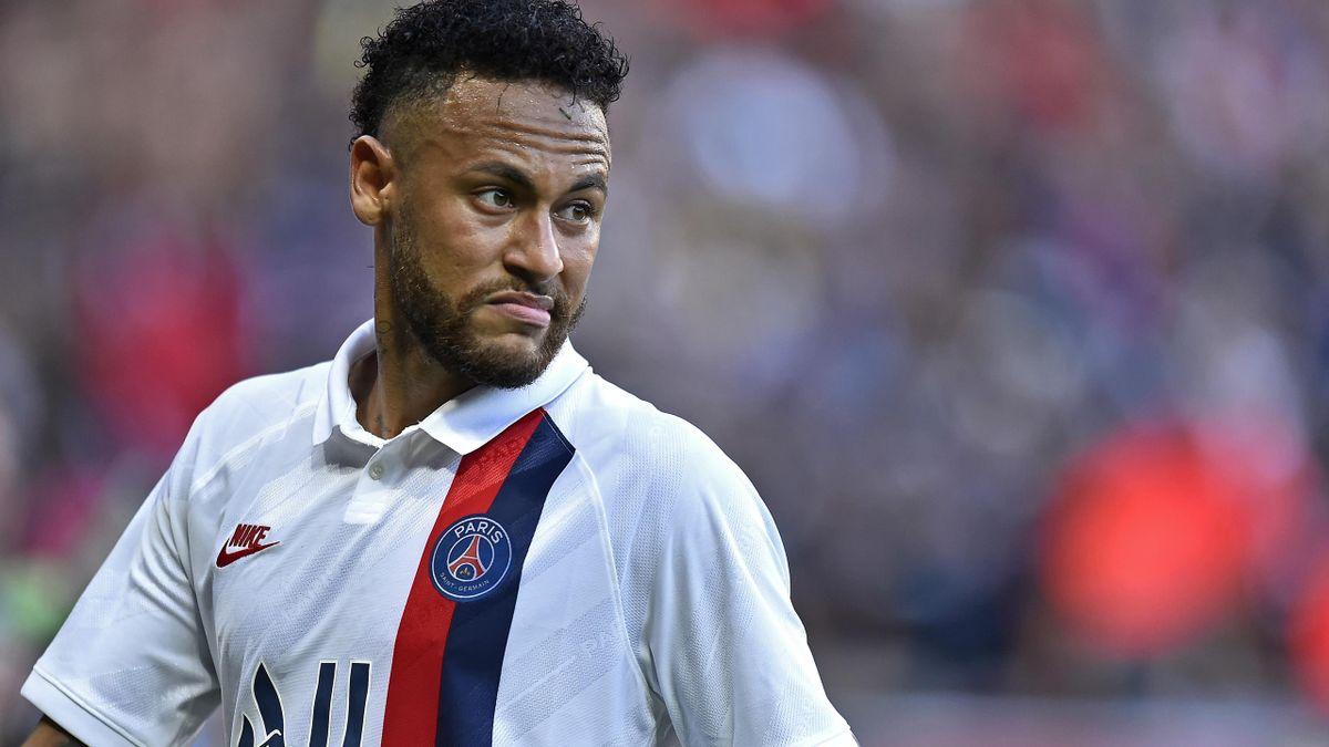 Psg Neymar De Retour Dans Le Groupe La Semaine Prochaine Contusion Pour Icardi Eurosport