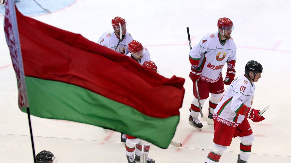 Die Eishockey-WM 2021 findet nicht in Belarus statt