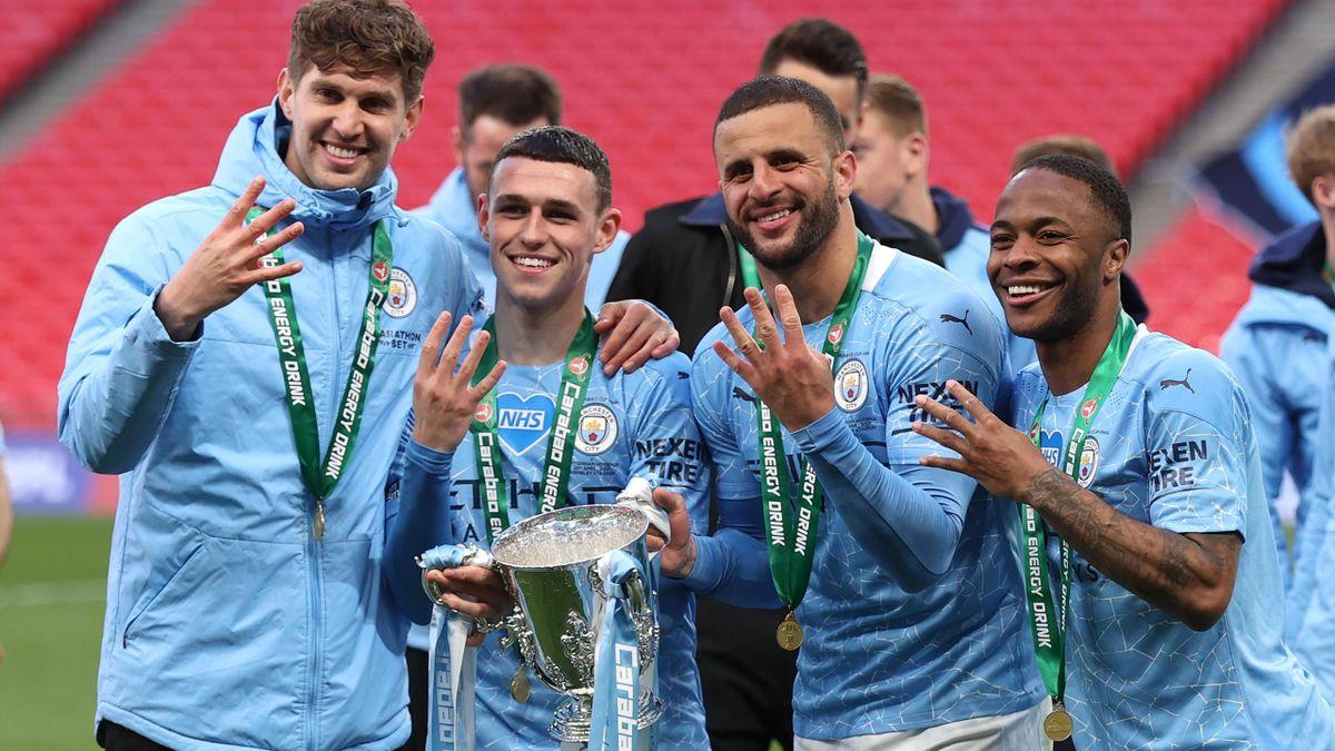 «Манчестер Сити» – «Тоттенхэм»