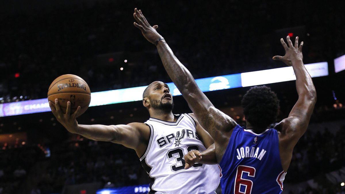 Boris Diaw (San Antonio Spurs)