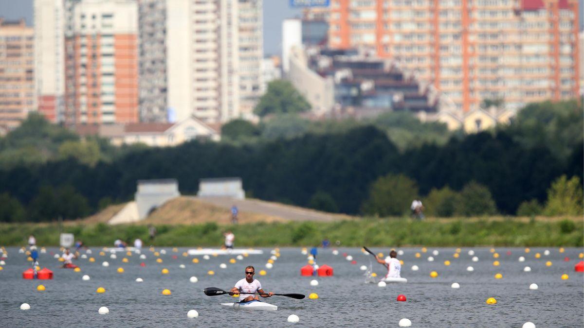 Canoe, generic (AFP)