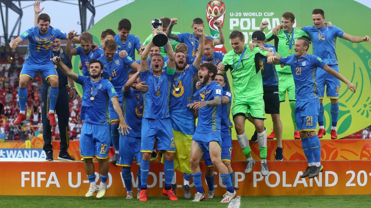 Украина – чемпион мира U20