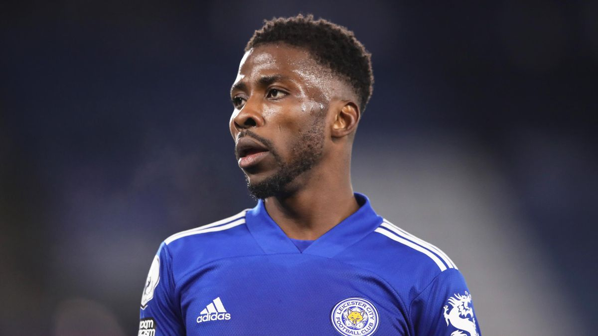 Kelechi Iheanacho of Leicester City