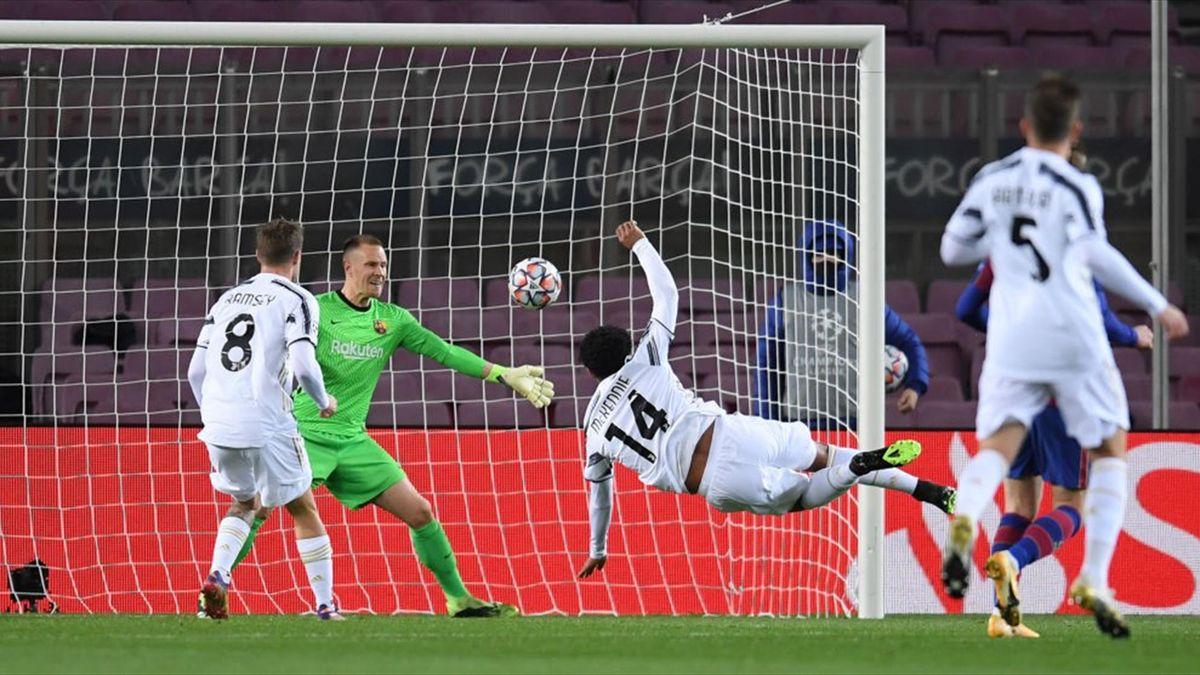 Barcelona - Juventus 0-3