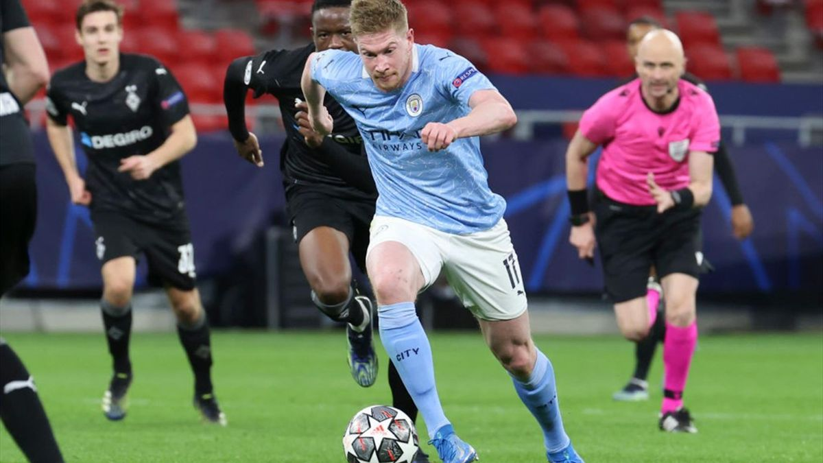 Kevin de Bruyne (Manchester City)