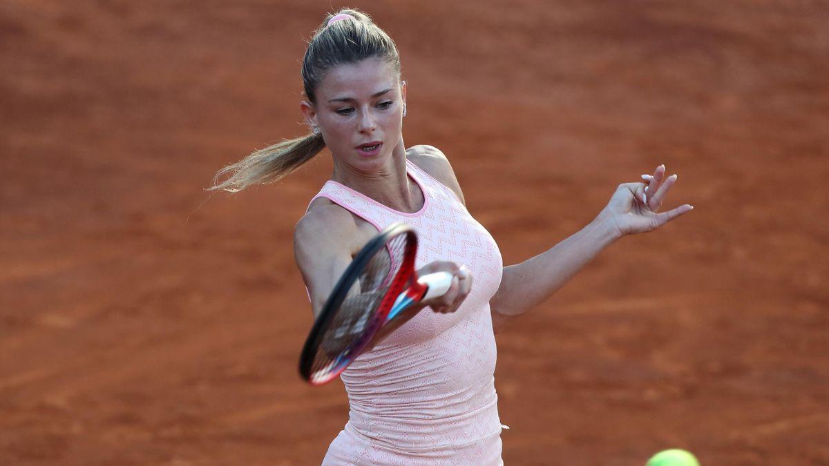 Camila Giorgi   Tennis   ESP Player Feature
