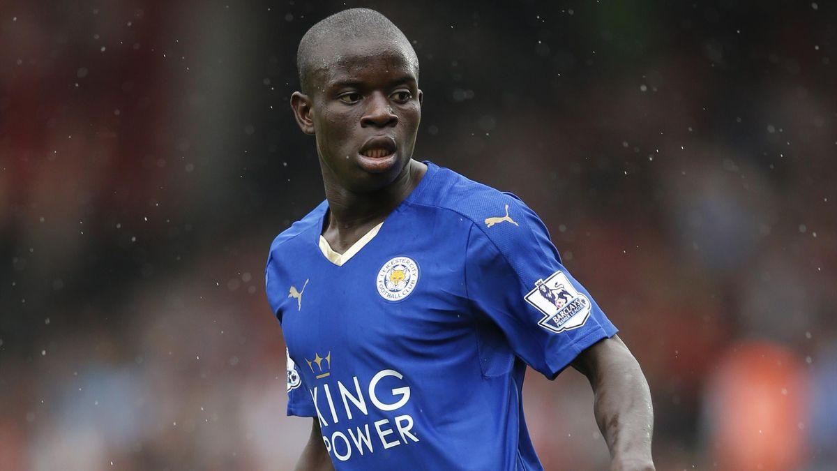Leicester's Ngolo Kante