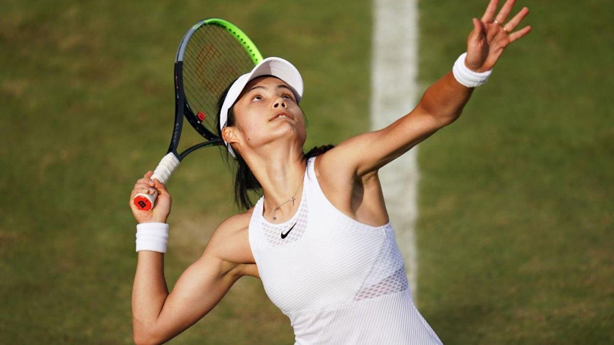 Emma Răducanu, Wimbledon 2021