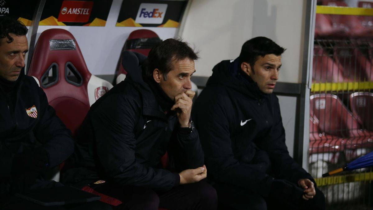 CFR Cluj Sevilla Lopetegui