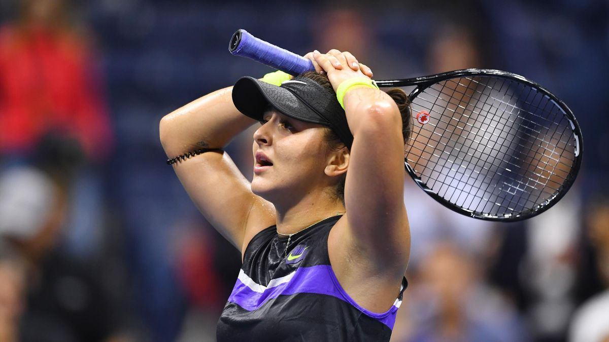 Bianca Andreescu, numărul 6 WTA