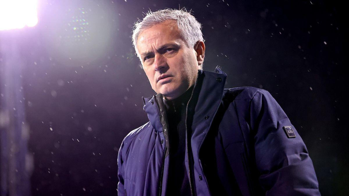 José Mourinho wird neuer Trainer der AS Rom