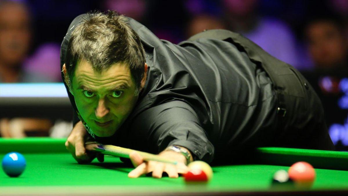 Ronnie O'Sullivan ist amtierender Snooker-Weltmeister