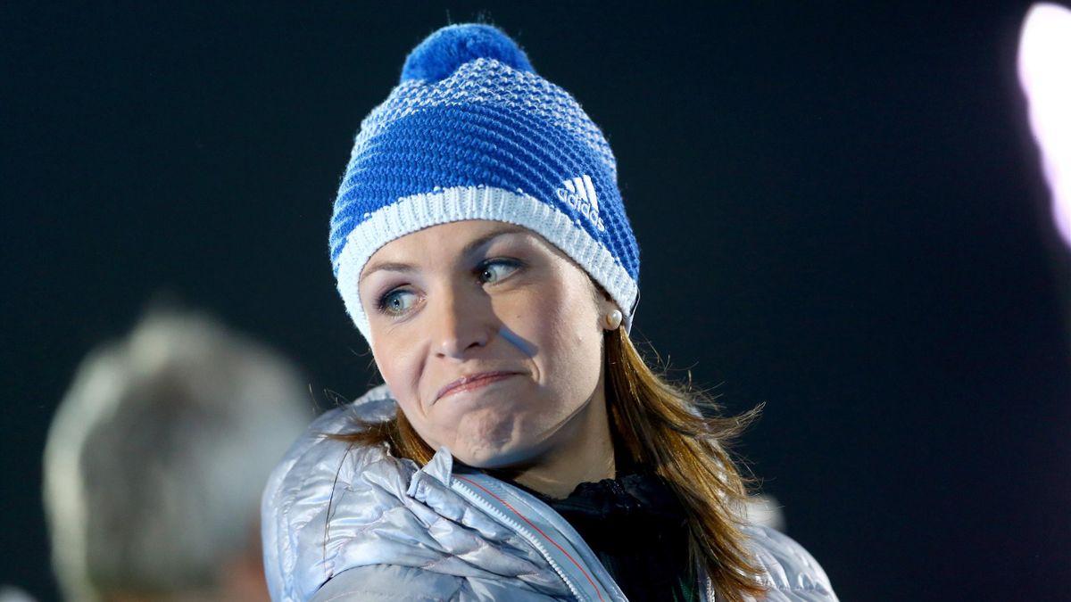 Ex-Biathlon-Star Magdalena Neuner erwartet ihr drittes Kind