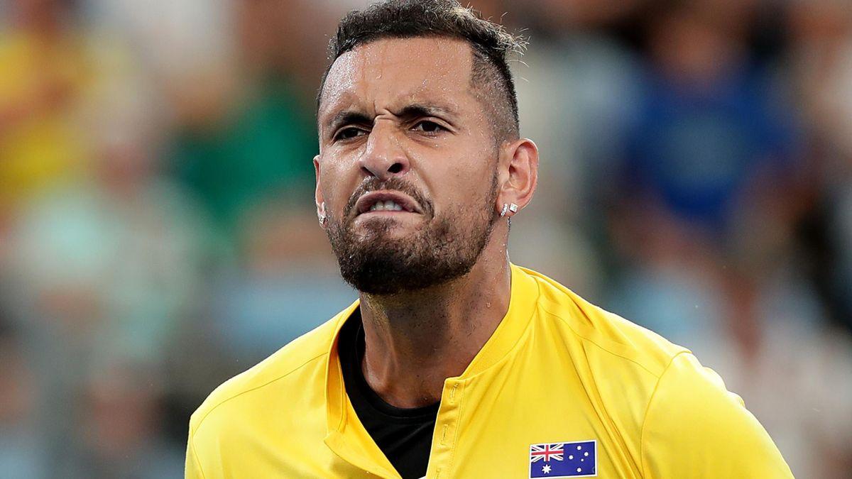 Cum a reacționat Nick Kyrgios după ce a aflat că Djokovic are COVID-19