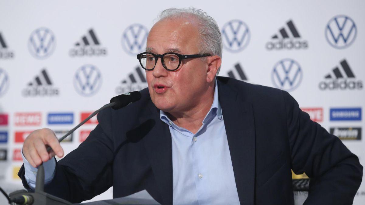 Ex-DFB-Präsident Fritz Keller war nur 20 Monate im Amt