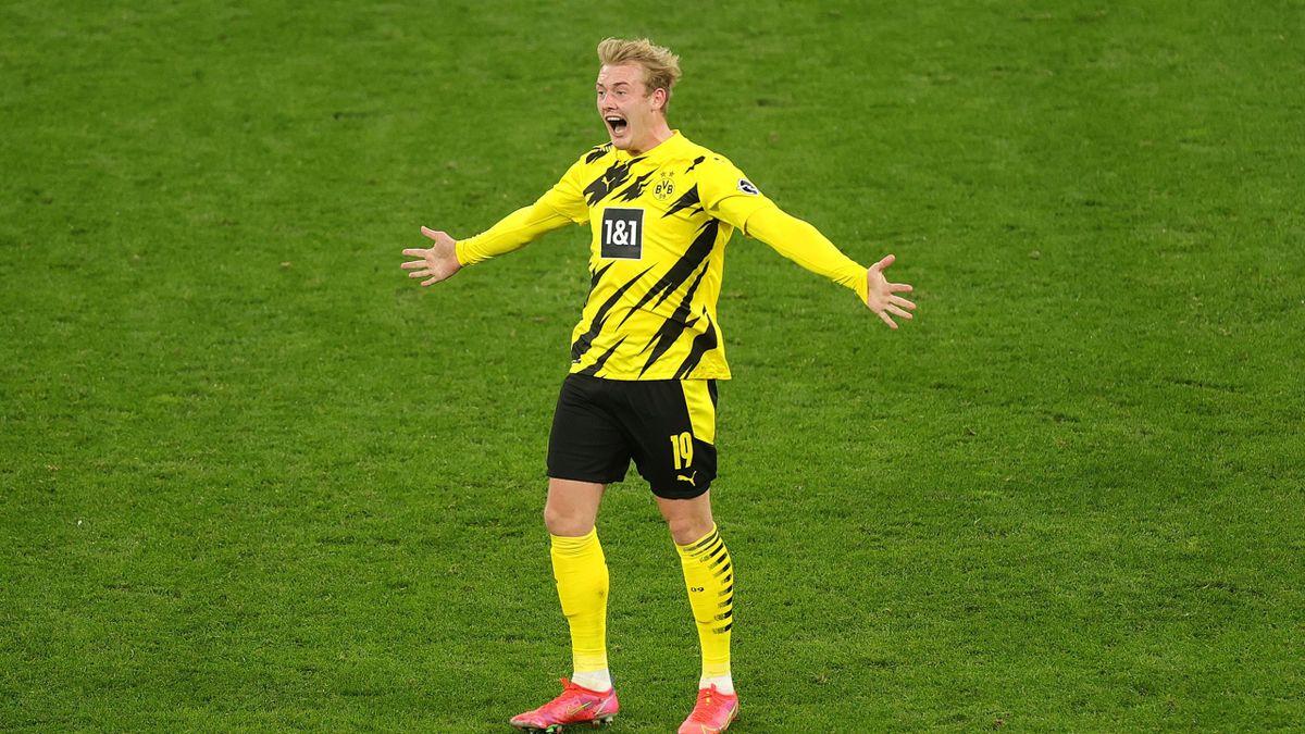 Julian Brandt - Borussia Dortmund vs. Hertha BSC