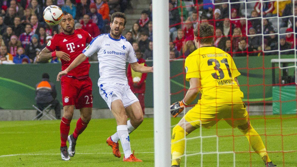 Bayern München Gegen Darmstadt