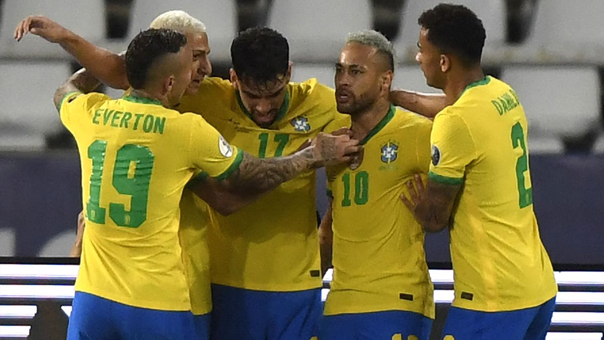 Copa America, Brasile-Perú 1-0: ancora Paquetá, Seleção in finale contro  una tra Argentina e Colombia - Eurosport