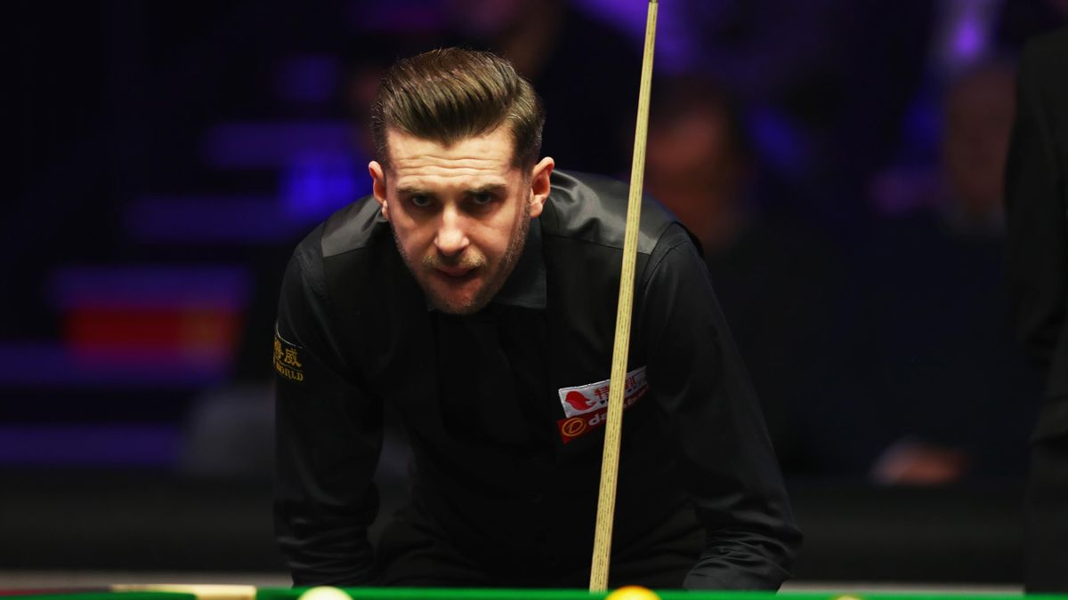 World number one Mark Selby.