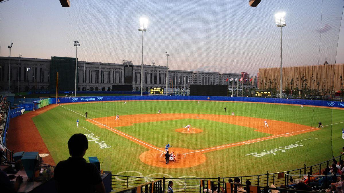 Beijing 2008 - Baseball
