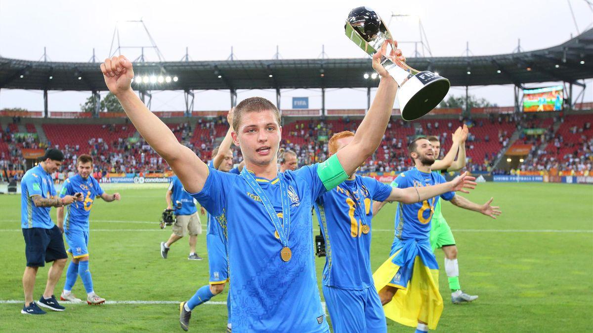 Валерий Бондарь, Украина, ЧМ-2019 U-20