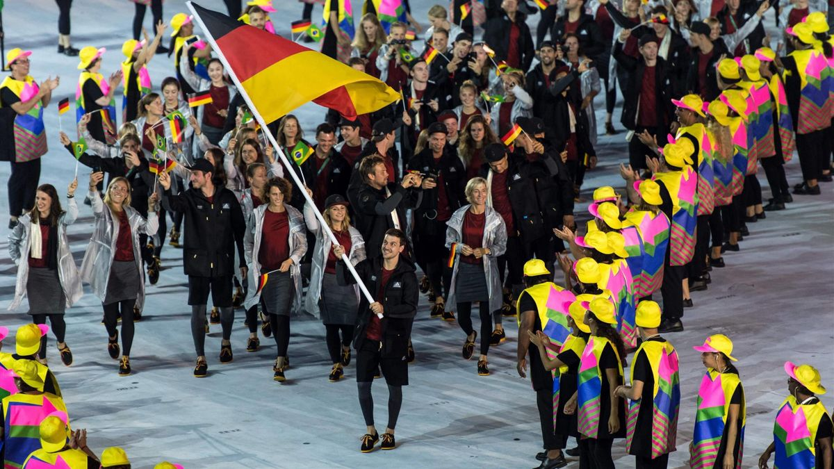 Bei Olympia 2016 in Rio de Janeiro trug Timo Boll die deutsche Flagge