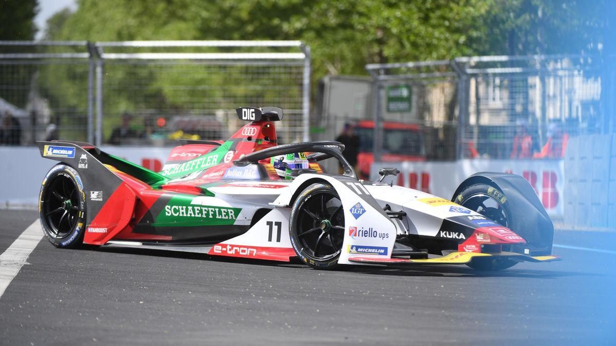 Lucas Di Grassi (Audi Sport) - ePrix de paris 2019