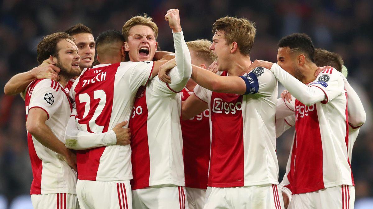 Ajax - Champions League 2018/2019
