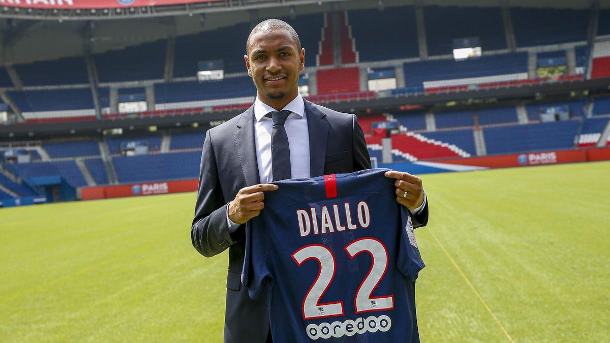 Abdou Diallo a rejoint le PSG