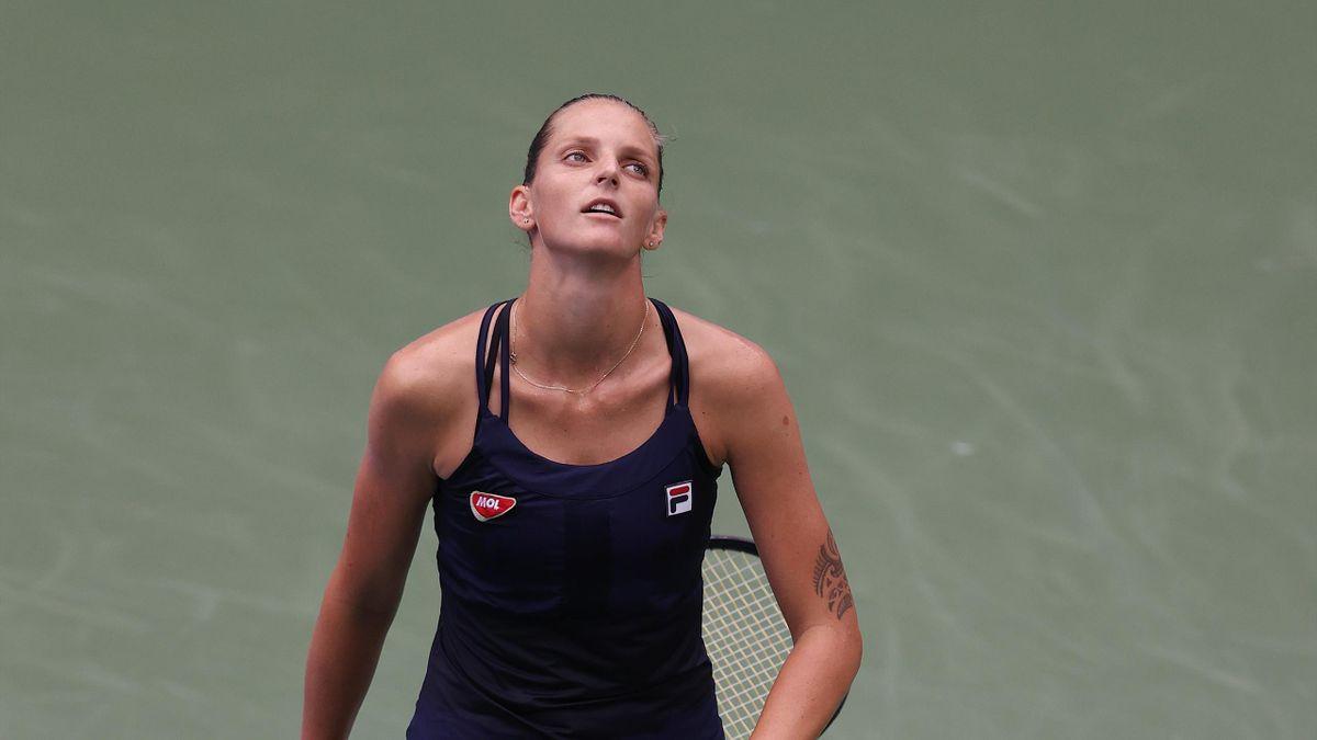 Karolina Pliskova, OUT de la US Open 2020