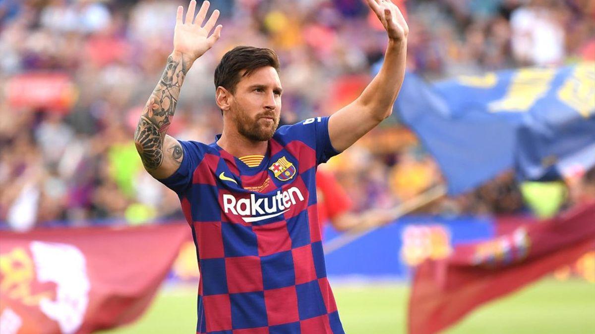 Lionel Messi, starul Barcelonei ar putea părăsi echipa în această vară
