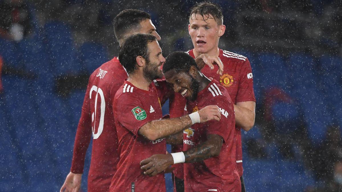 Brighton - Manchester United