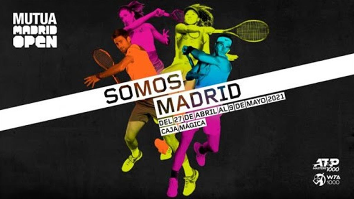 Mutua OPen de Madrid 2021