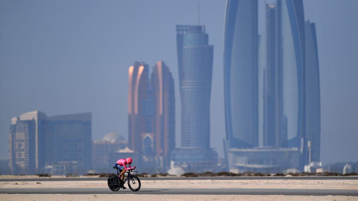 Samenvatting etappe 2 van de UAE Tour