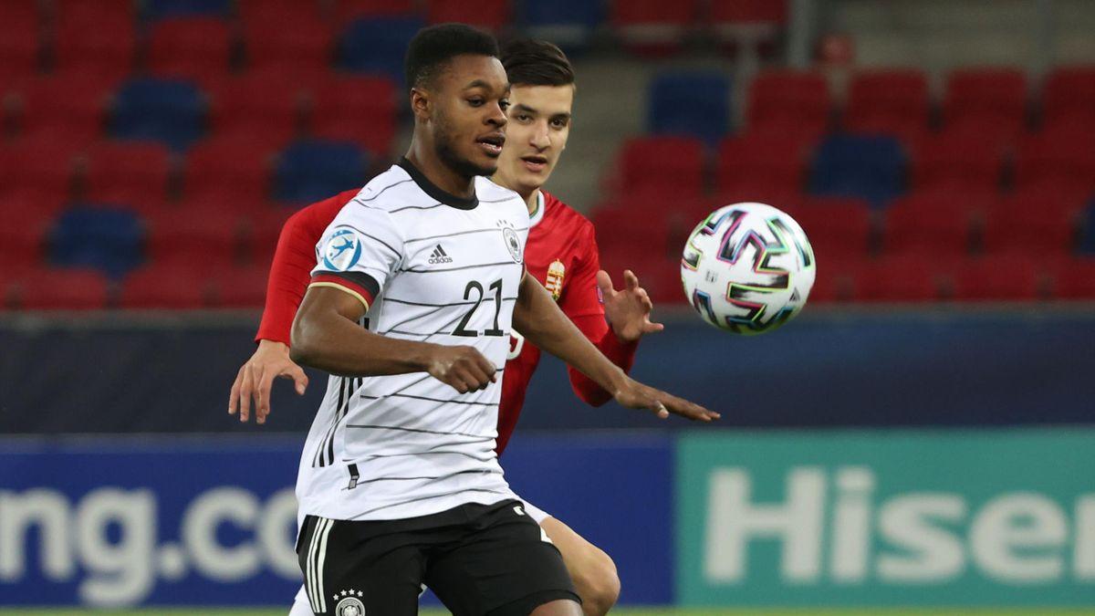 Ridle Baku (Germania) a fost unul dintre fotbalișltii care au arătat execelent în faza grupelor de la Euro u21