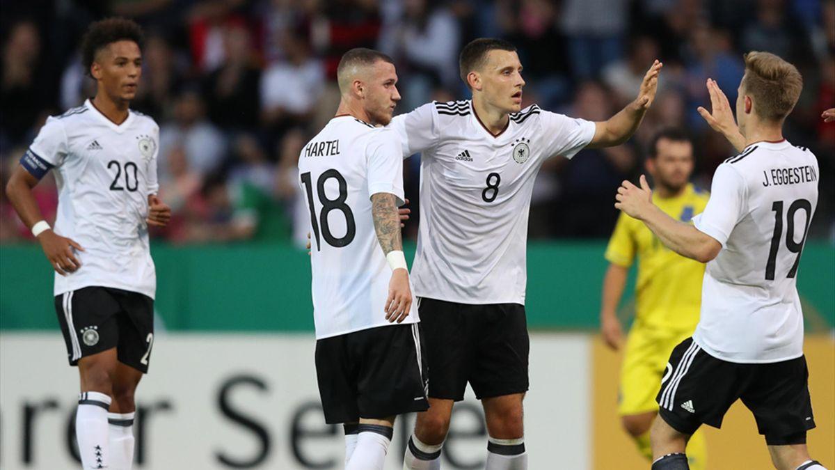 Deutsche U21 will gegen Aserbaidschan punkten