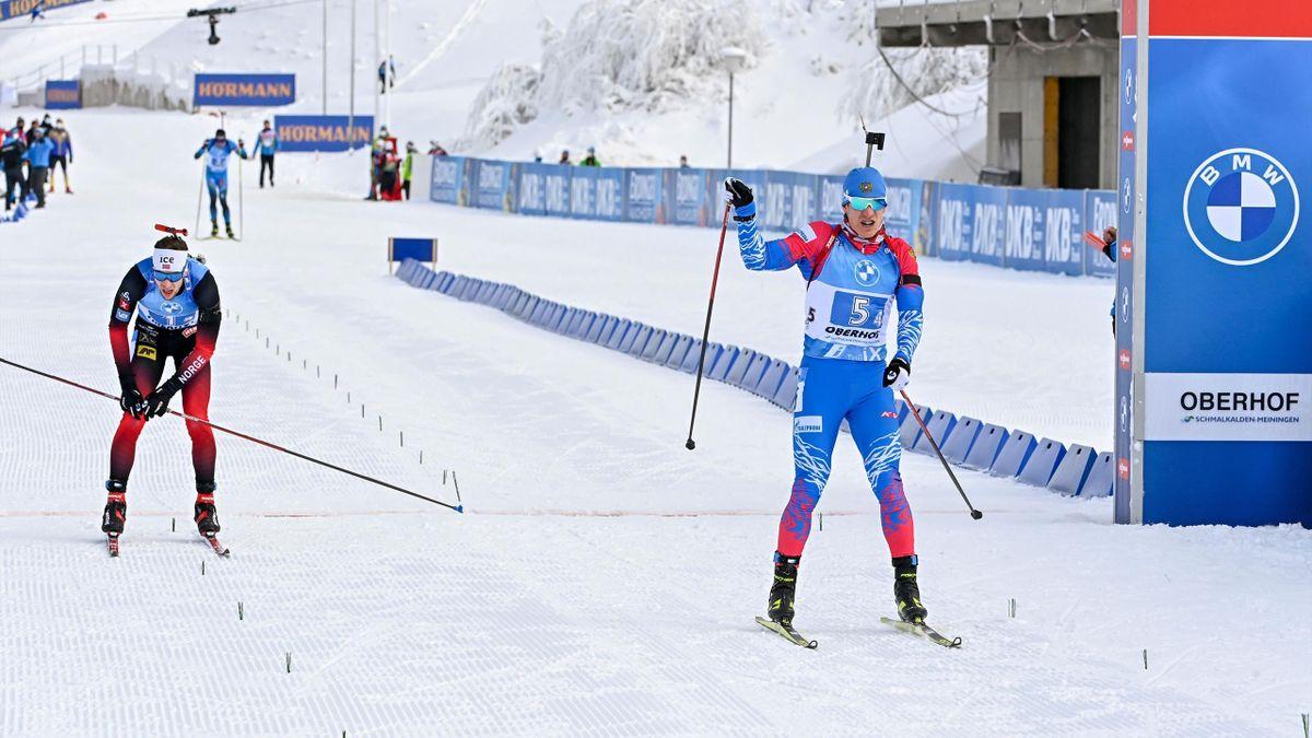 Победный финиш Эдуарда Латыпова