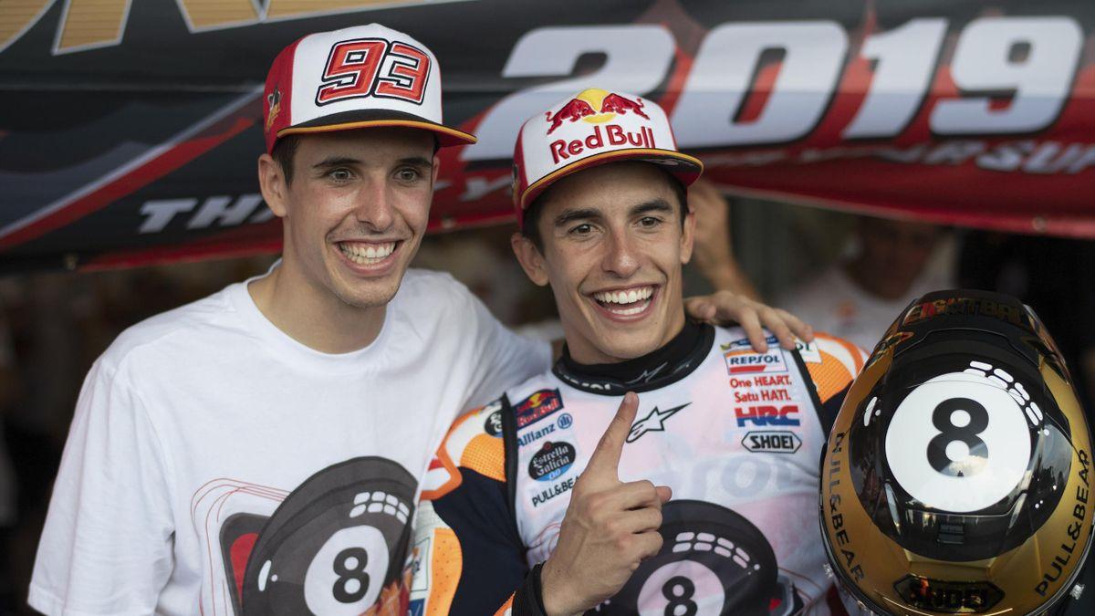 Alex Márquez - Marc Márquez | MotoGP