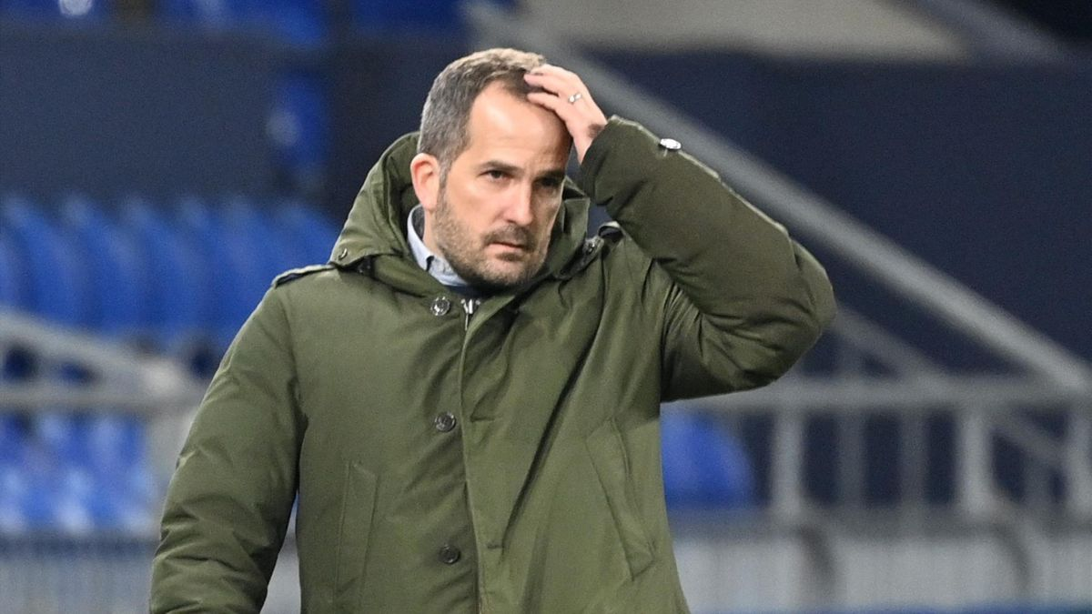 Manuel Baum ist seit Ende September Trainer des FC Schalke 04