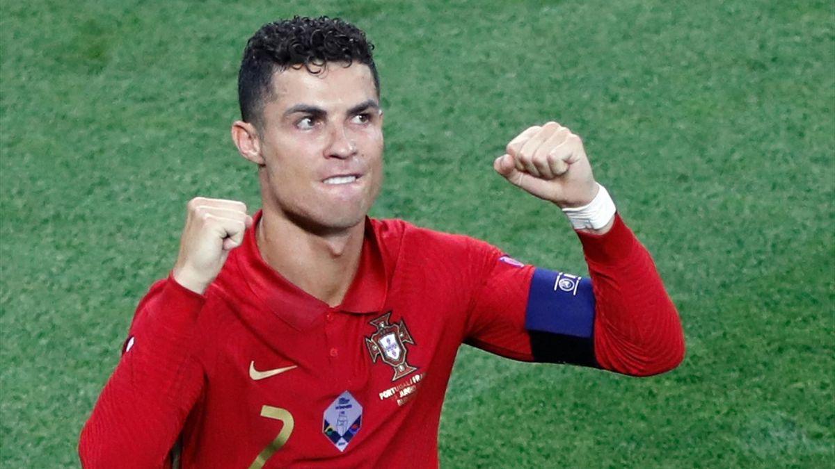 Cristiano Ronaldo hat am Mittwoch den Länderspieltor-Rekord von Ali Daei eingestellt