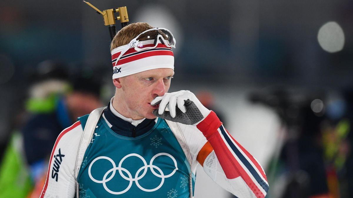 Norway's Johannes Thingnes Boe