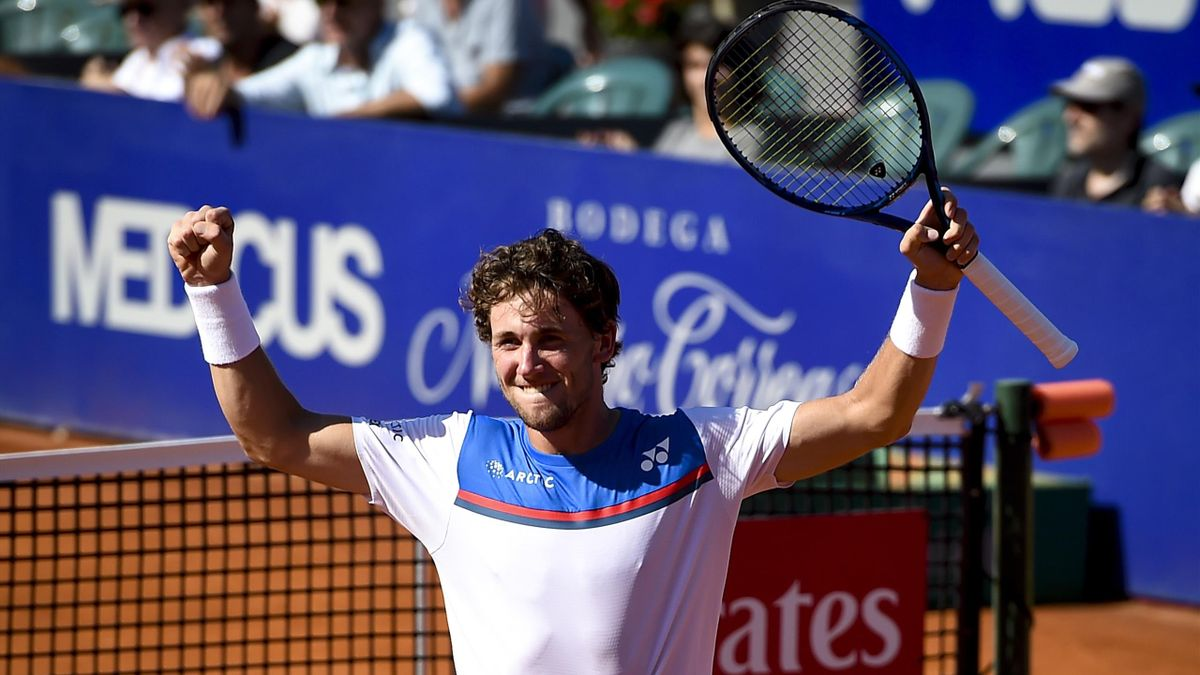 Tennis News Norwegian Casper Ruud Claims First Atp Tour Title With Argentina Win Eurosport