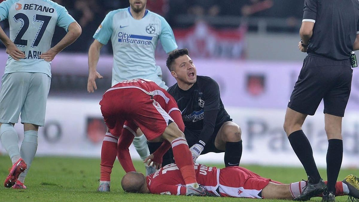 Slavko Perovic, fostul jucător al lui Dinamo, este aproape de retragere