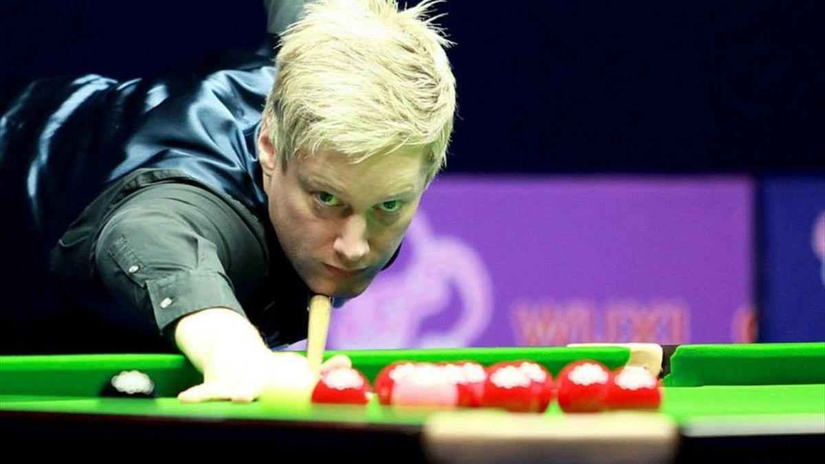 Neil Robertson - Wuxi Classic (World Snooker)