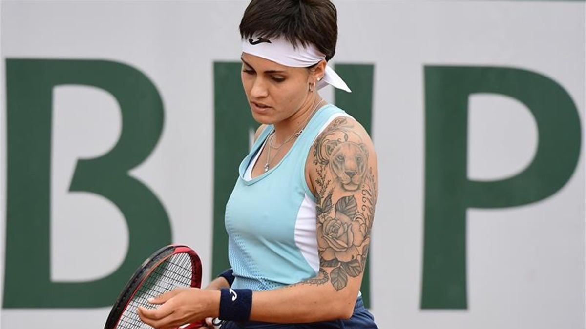 Aliona Bolsova, Roland-Garros 2019