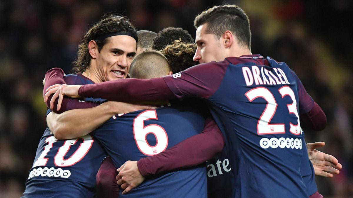 Le PSG a frappé un grand coup à Monaco