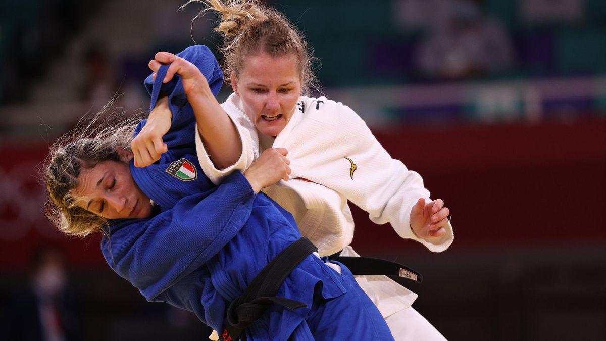 Tokyo 2020   Golden score nederlaag Franssen in clash om brons