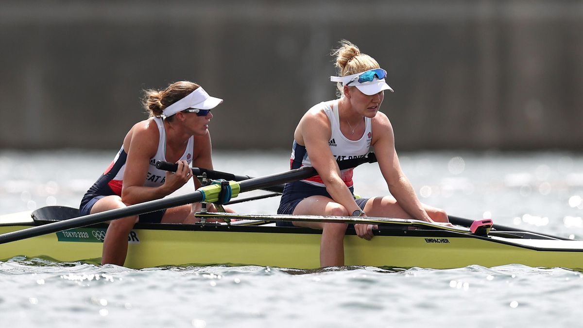 'It's surreal but we can hold our heads high' – Glover after going agonisingly close in pairs final