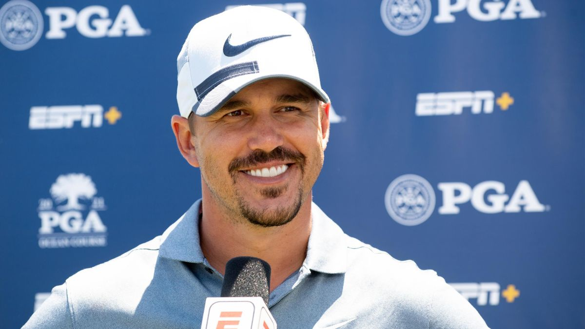 Brooks Koepka produced a classy 69 in the first round of the US PGA Championship.